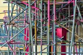 scaffolding paint